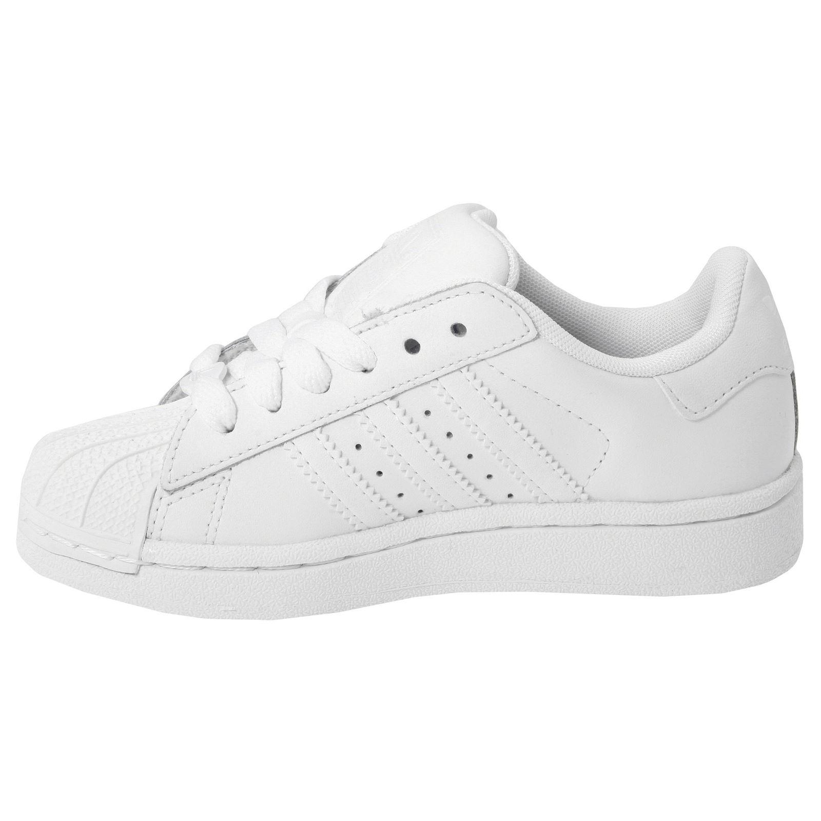 Adidas Superstar ii c White