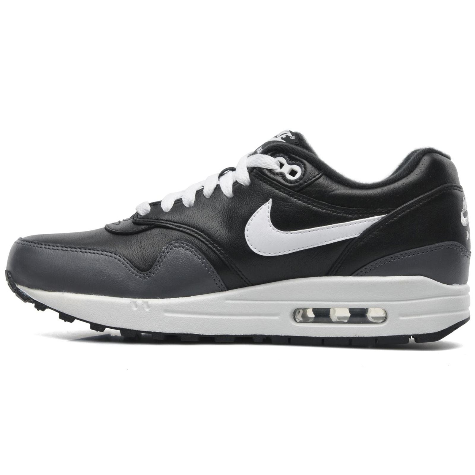 lndej Nike Air Max 1 LTR Leather Mens Trainers | eBay