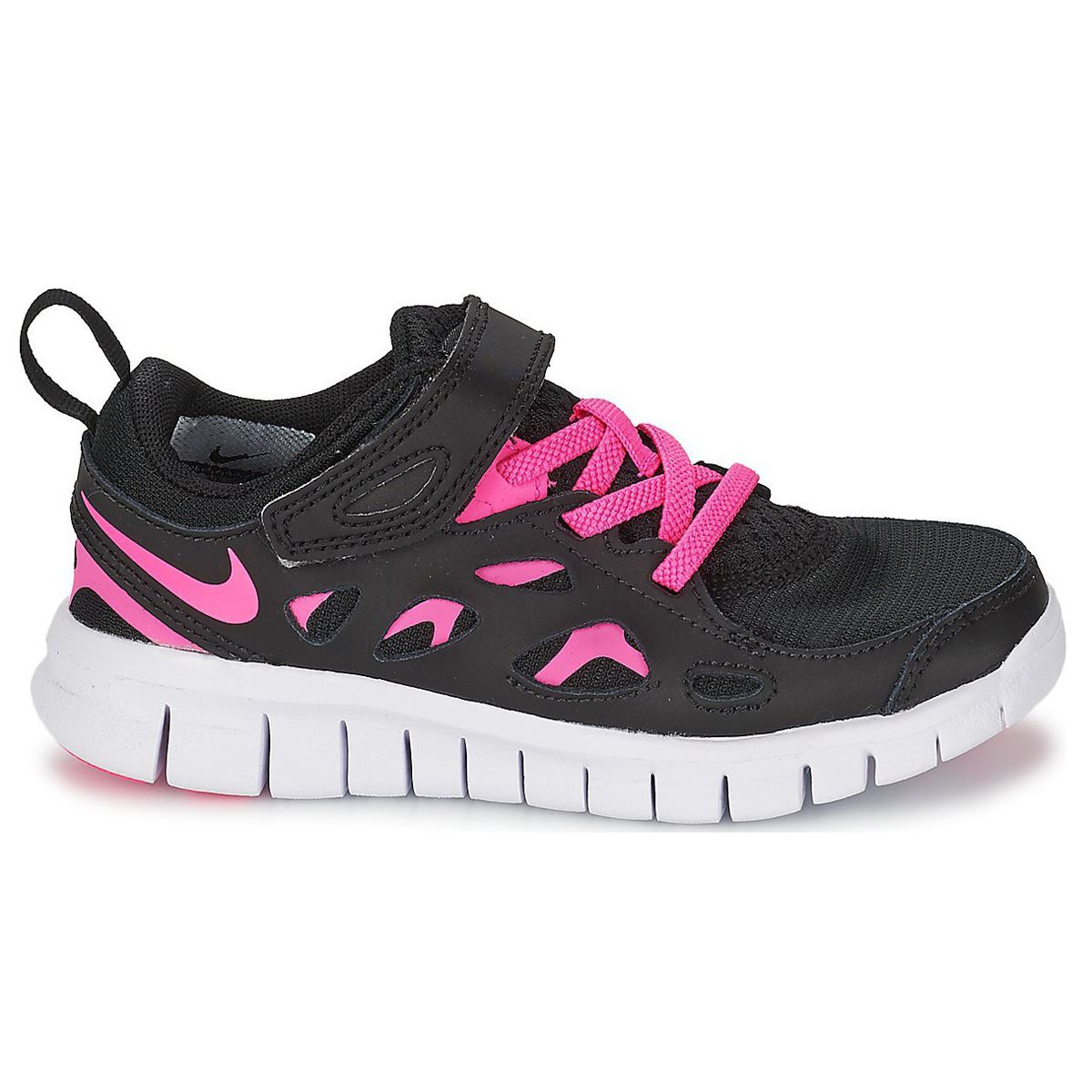 nike free run 2 black ebay. Black Bedroom Furniture Sets. Home Design Ideas
