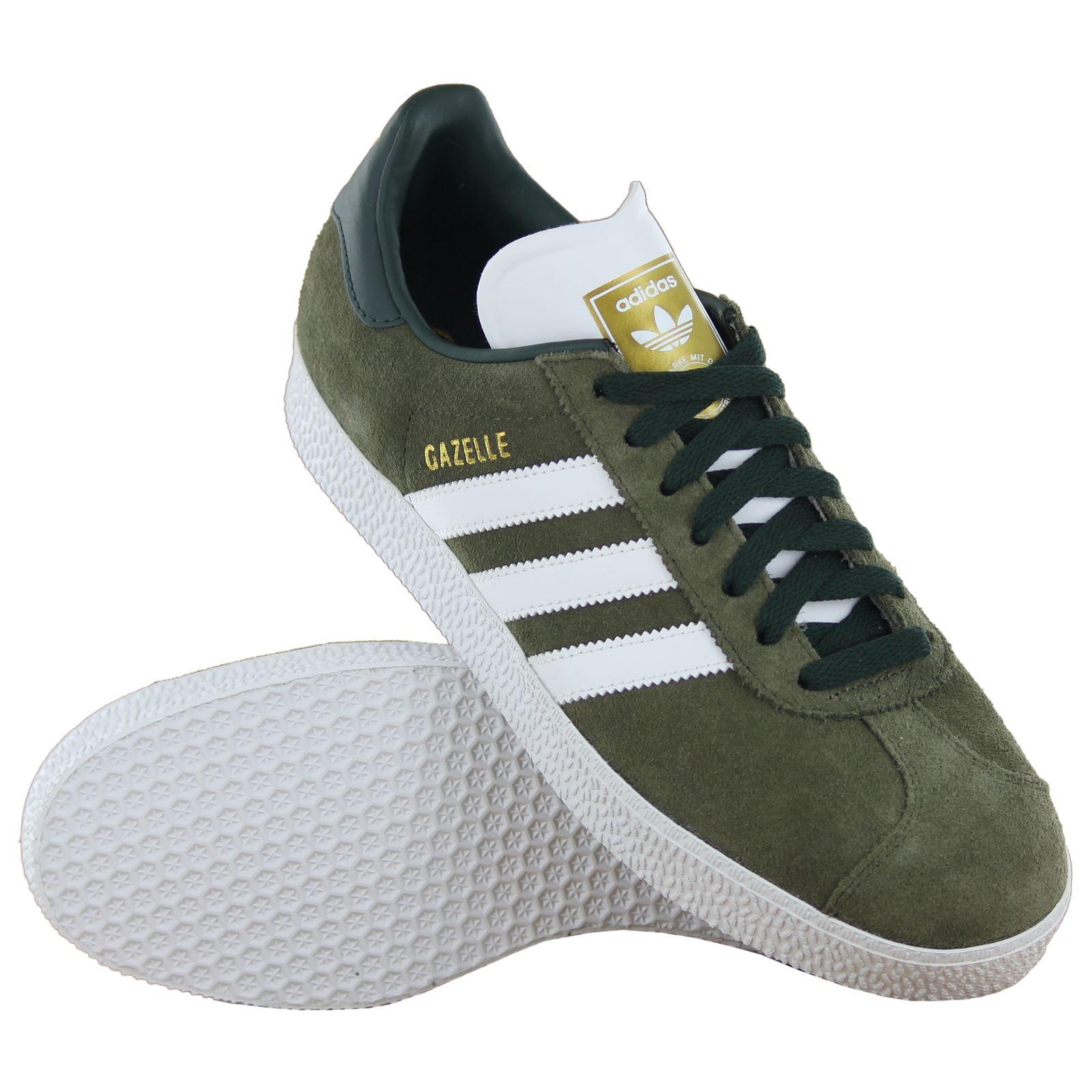 adidas gazelle verdi donna
