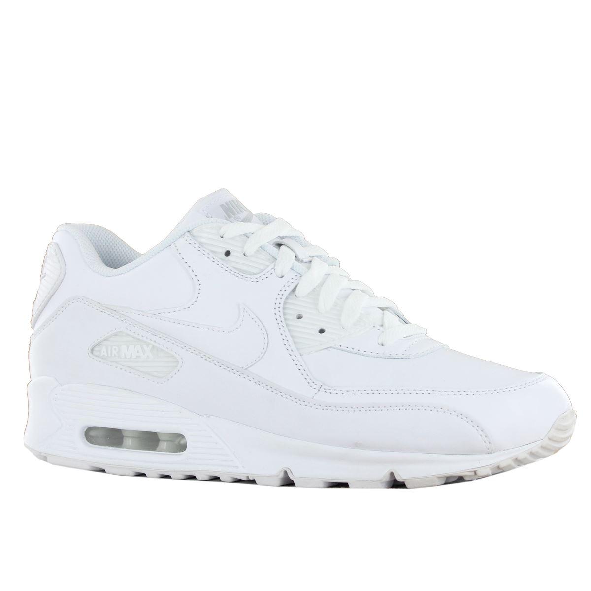 air max 90 white mens