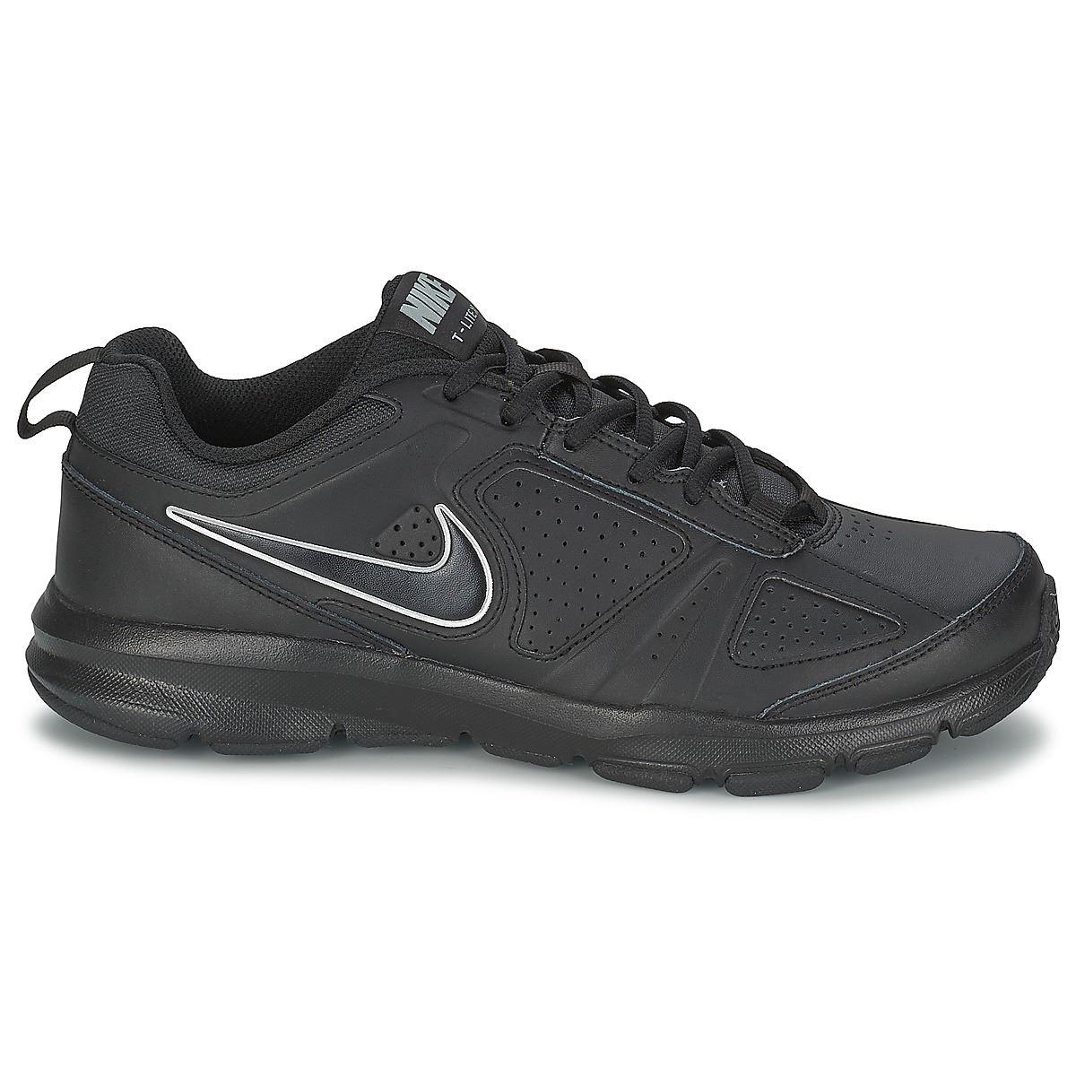 Nike trainers t lite xi women s sneakers sports runing shoes black - Nike T Lite Xi Black Mens Trainers 616544 007