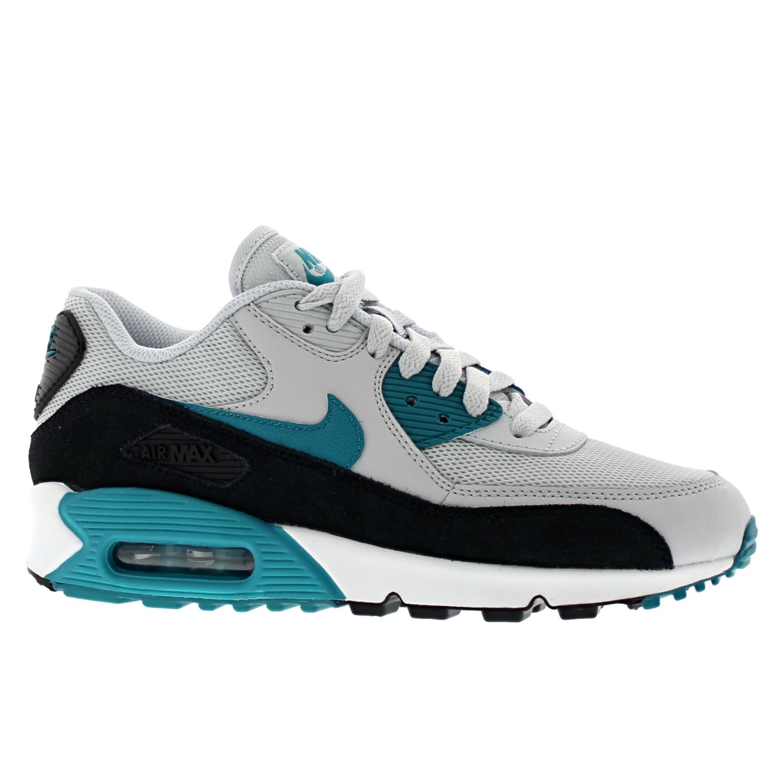 nike air max 90 essential leather womens trainers ebay. Black Bedroom Furniture Sets. Home Design Ideas