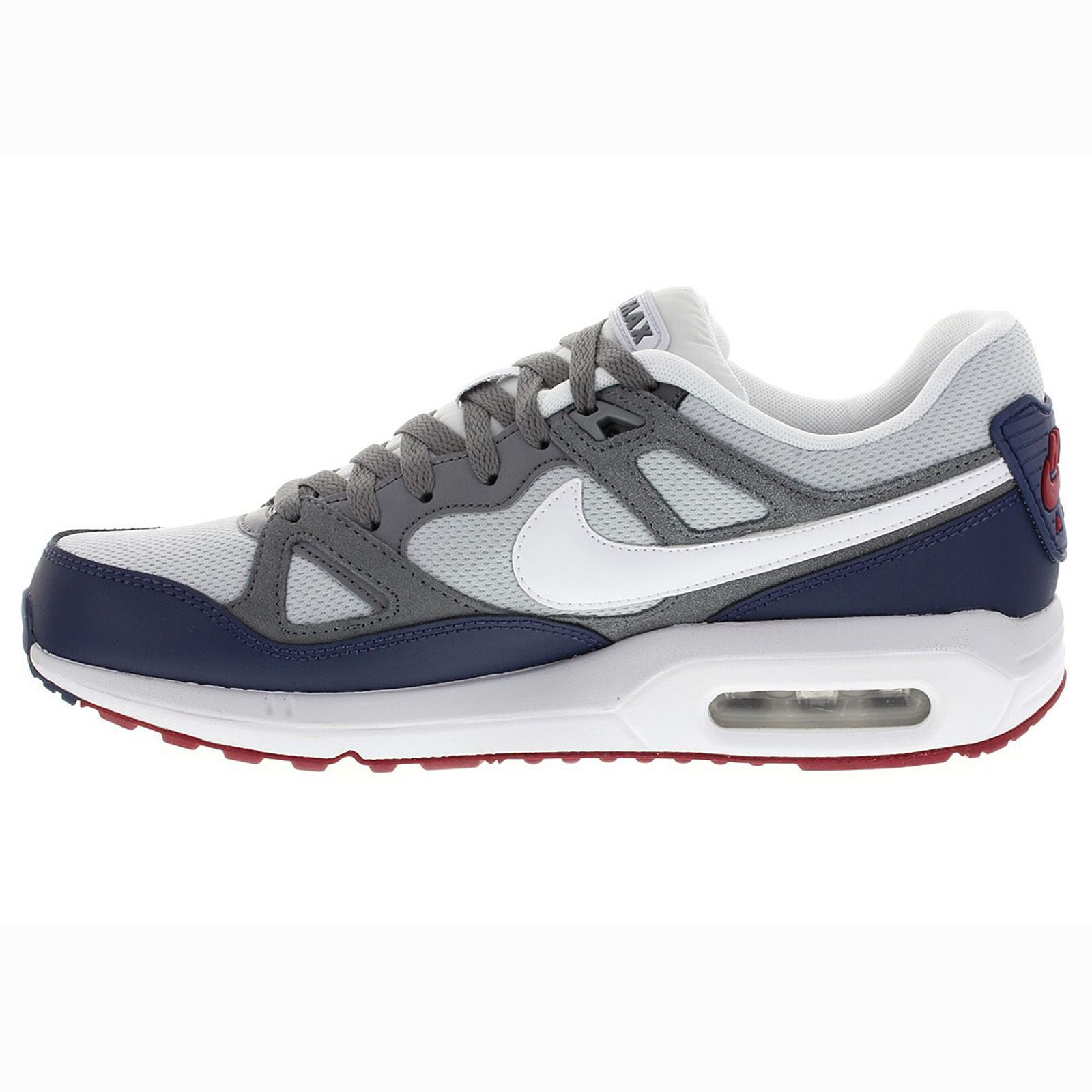 abhwn Nike Air Max Span Text Leather Mens Trainers | eBay
