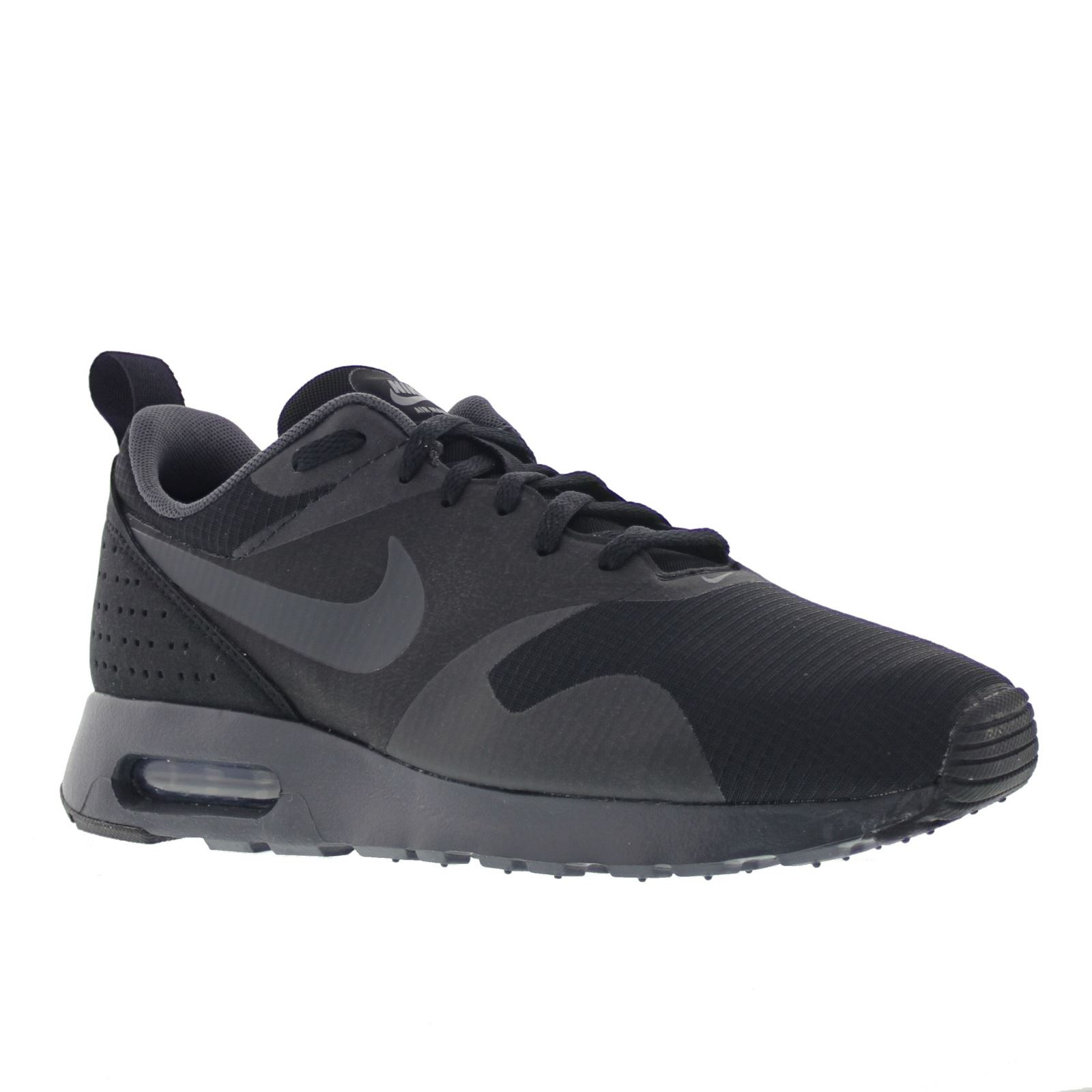 rgohq Nike Air Max Tavas Black Mens Trainers | eBay