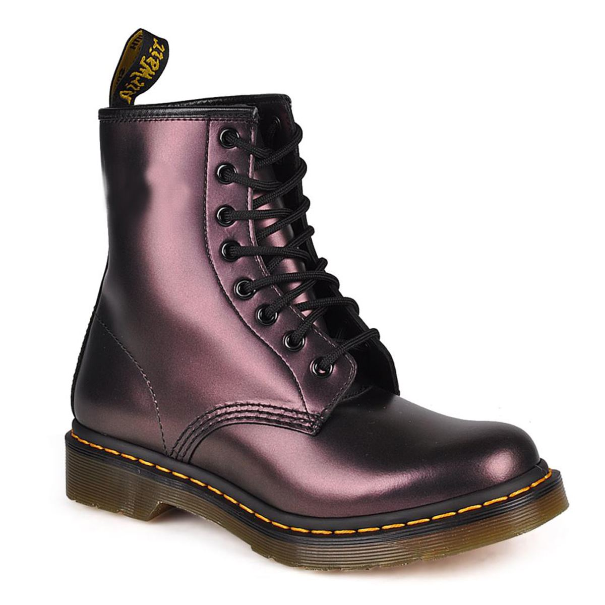 Dr martens 1460 8 eyelet unisex ankle boots mens womens for Amazon dr martens