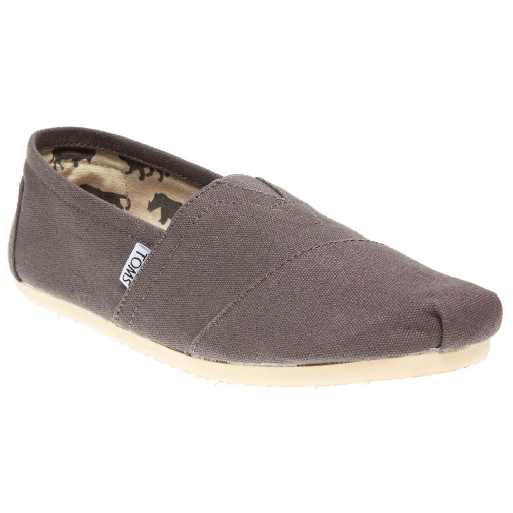 toms classic mens shoes ebay