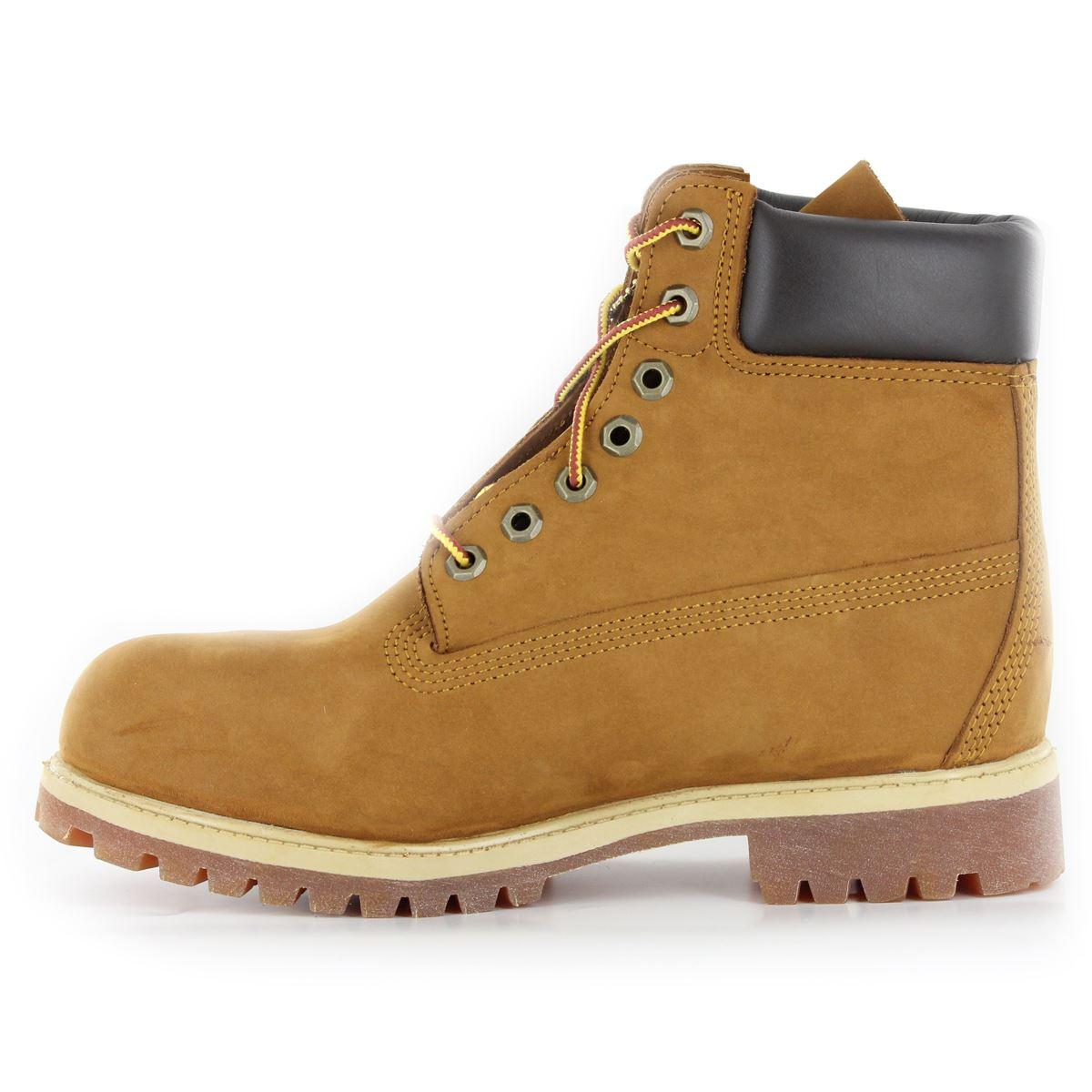 timberland icon 6 inch premium leather mens wide fitting