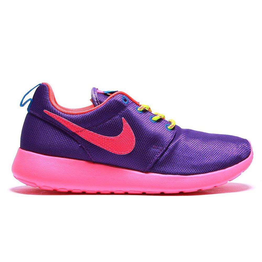 Nike Roshe Run Textile Kids Trainers | eBay