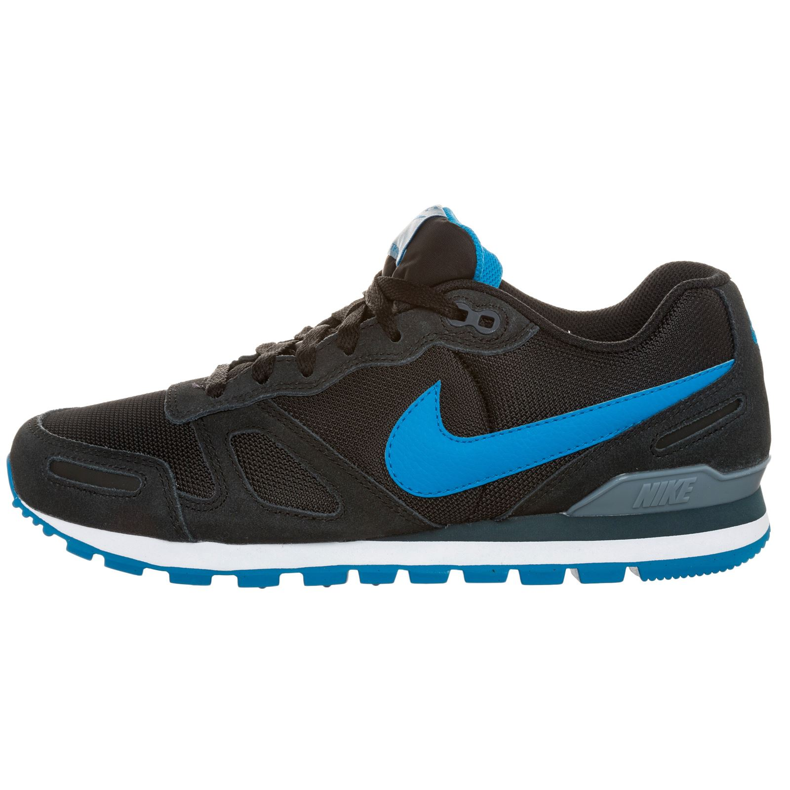 nike air waffle leather mens trainers ebay. Black Bedroom Furniture Sets. Home Design Ideas