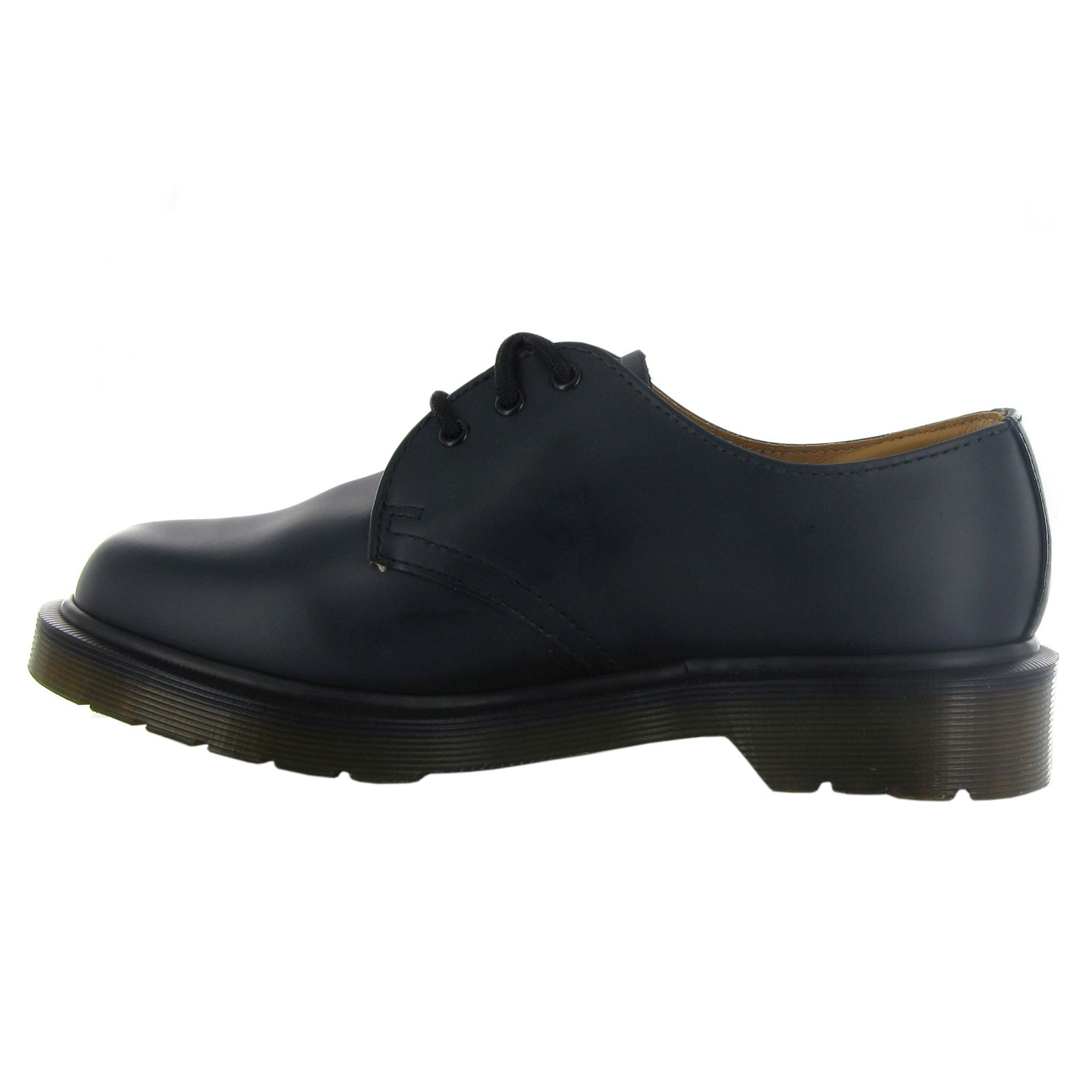 dr martens 1461 pw leather unisex mens womens non