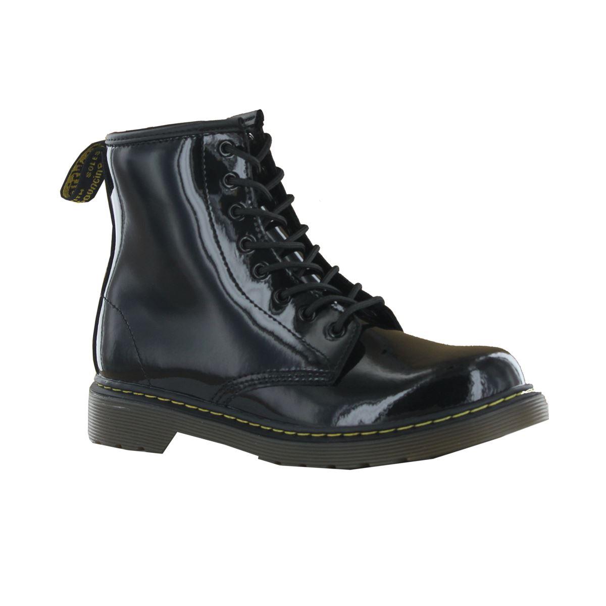 dr martens delaney leather boots ebay