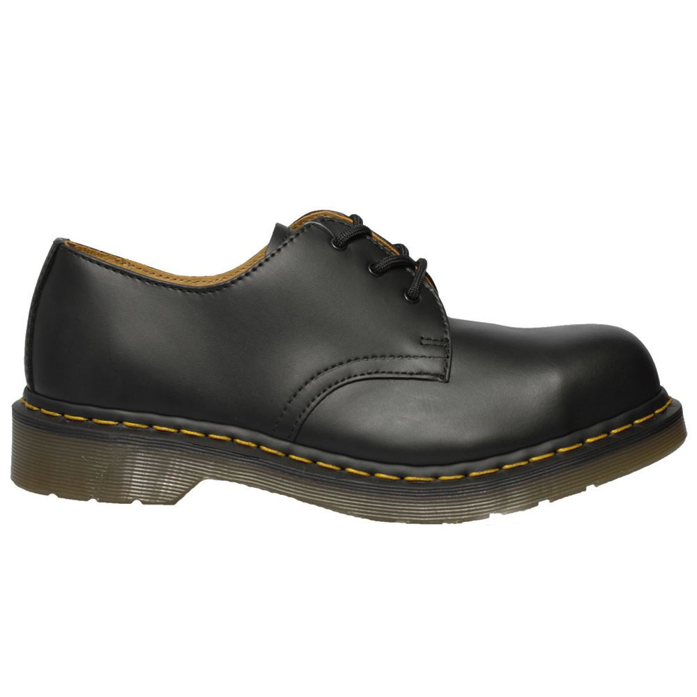 Steel Toe With Toe Stitch Dr Martens Shoes