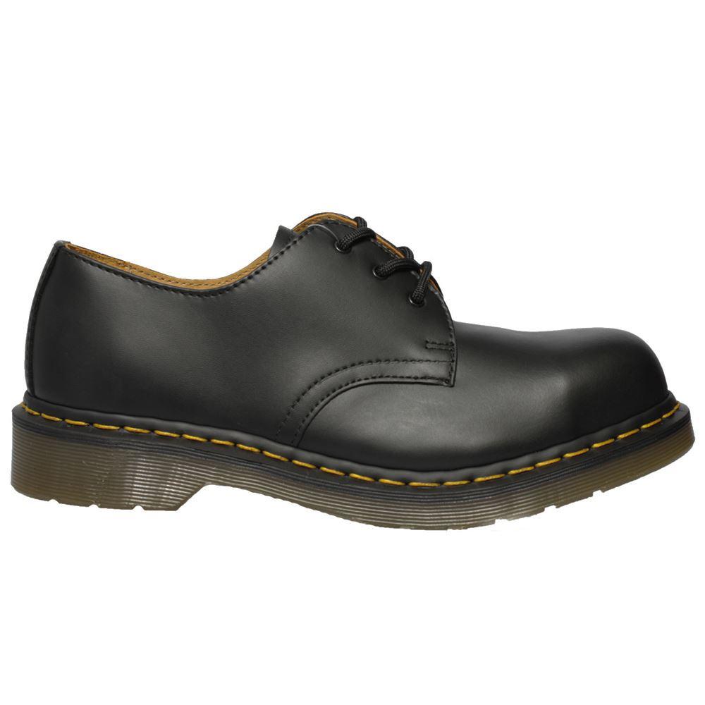 Dr Martens Black Z Gibson Shoes