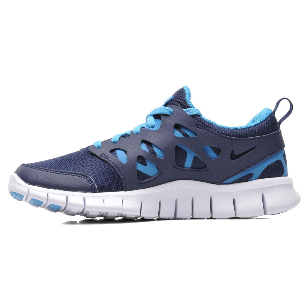 nike free run 2 gs youth trainers ebay. Black Bedroom Furniture Sets. Home Design Ideas