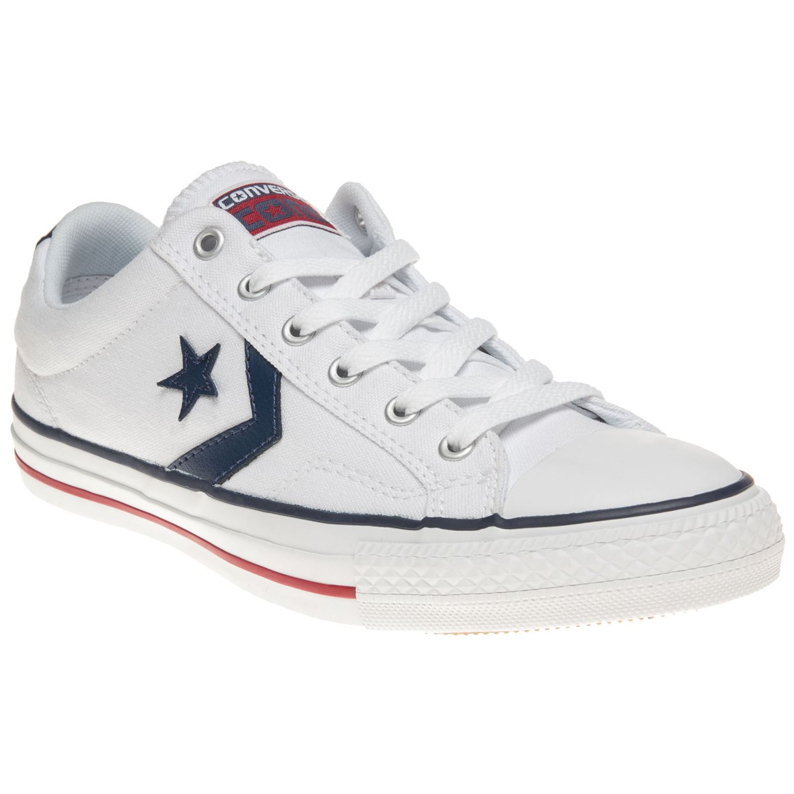 converse star player ox men trainers ebay. Black Bedroom Furniture Sets. Home Design Ideas