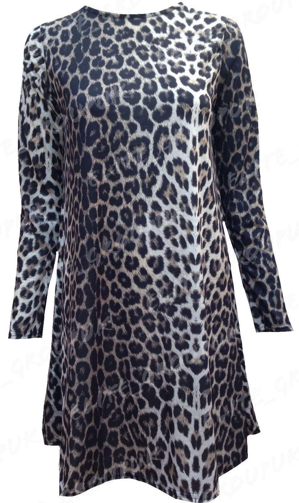 Leopard clothes for women