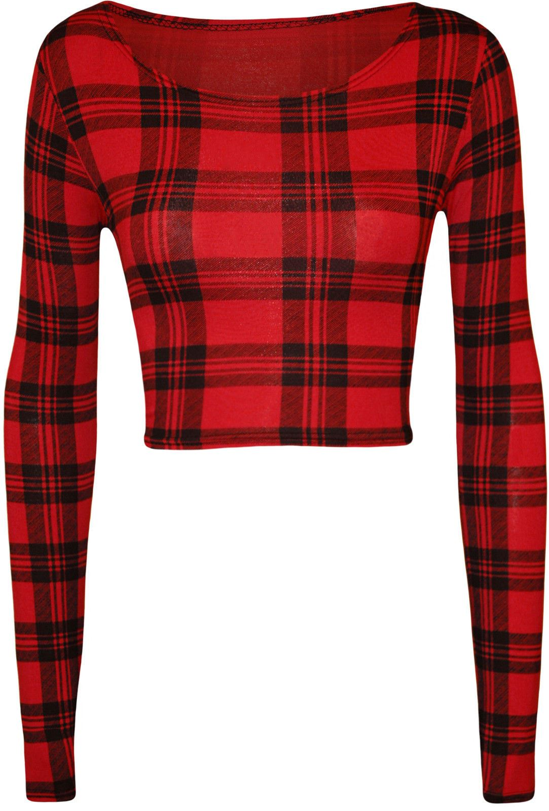 New ladies womens long sleeve printed pattern cropped for Pattern shirts for women