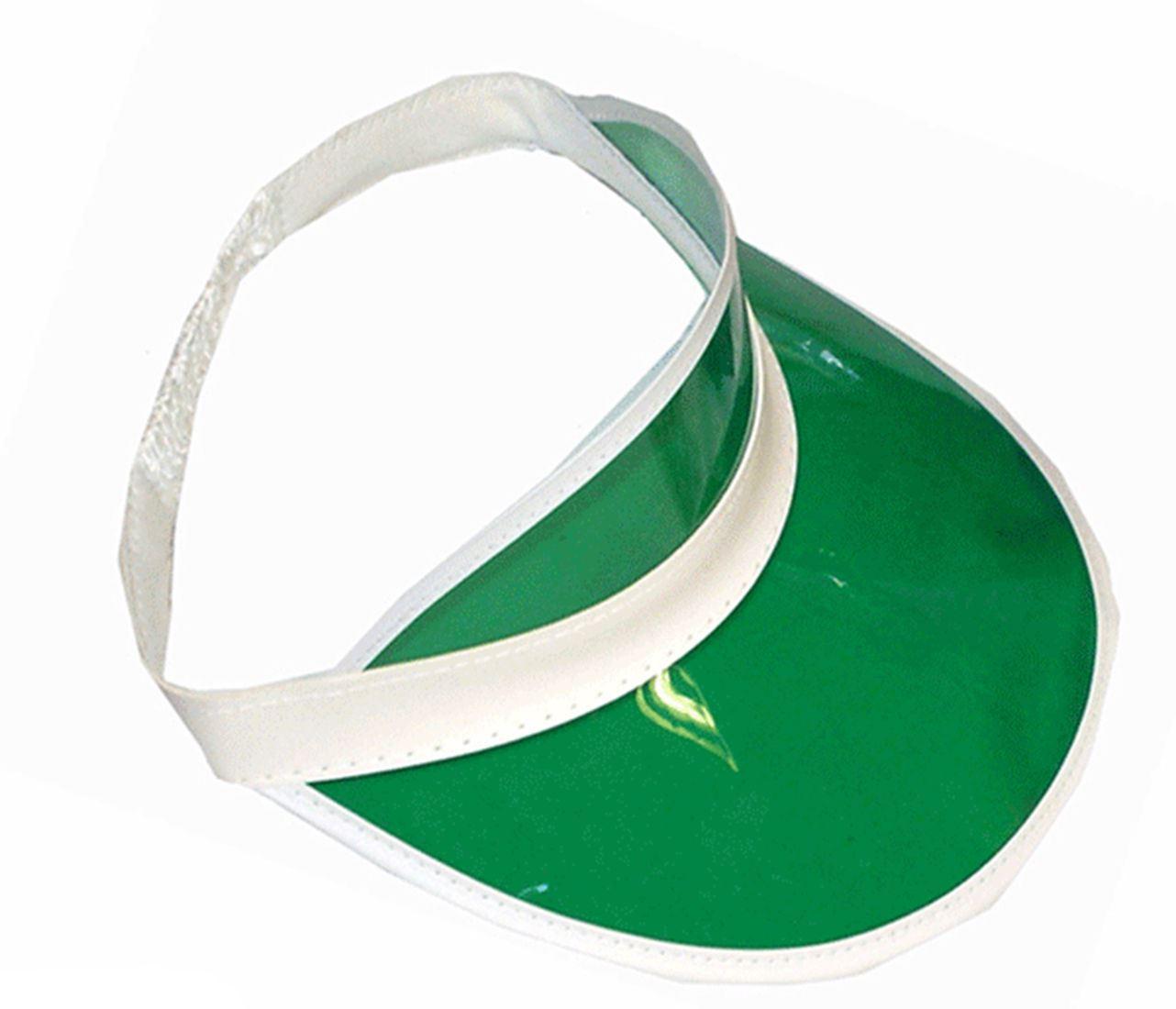 Poker hat visor