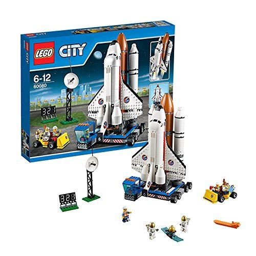 lego astronaut spaceship - photo #20