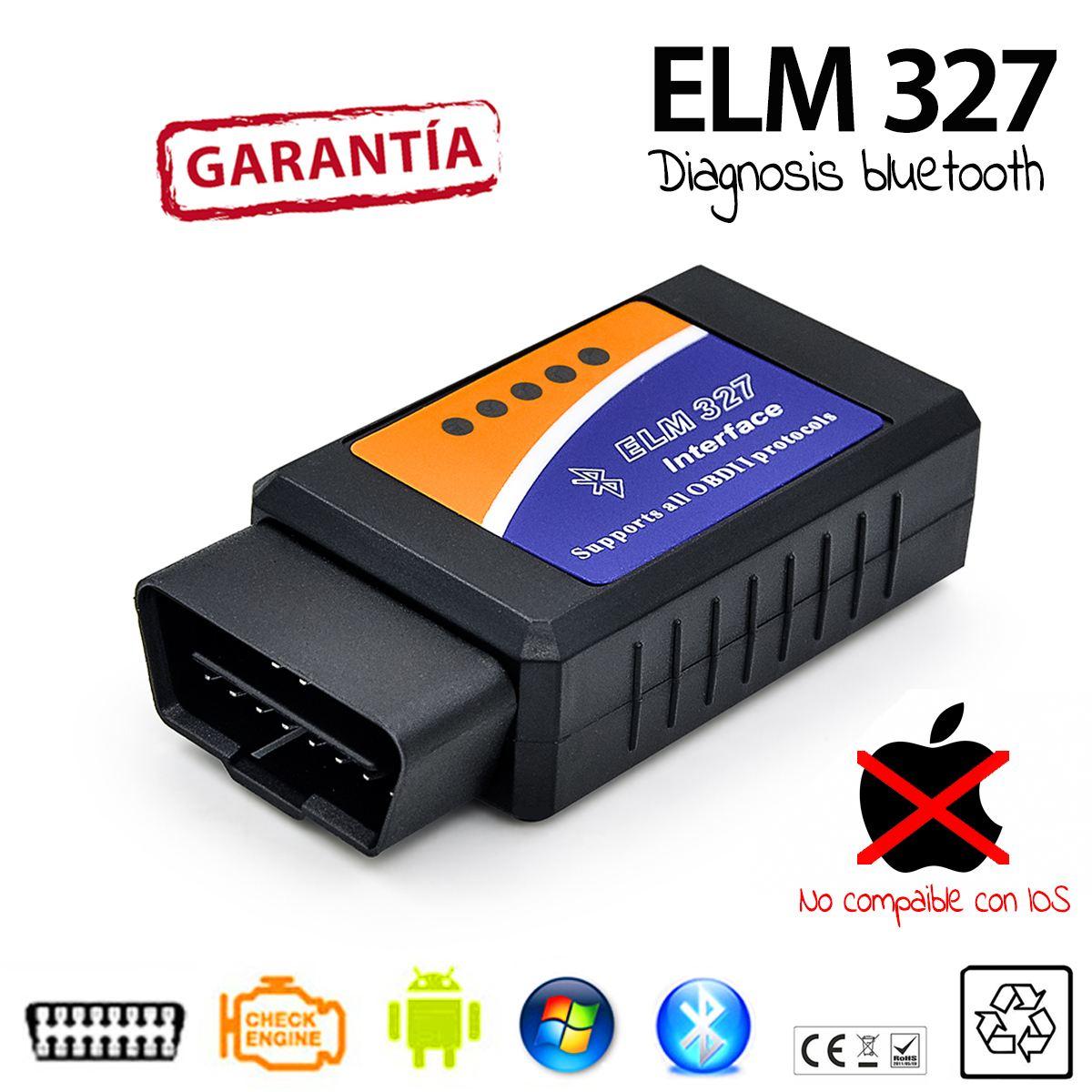 Lector de diagnosis ELM327 | Tutiendastore.es