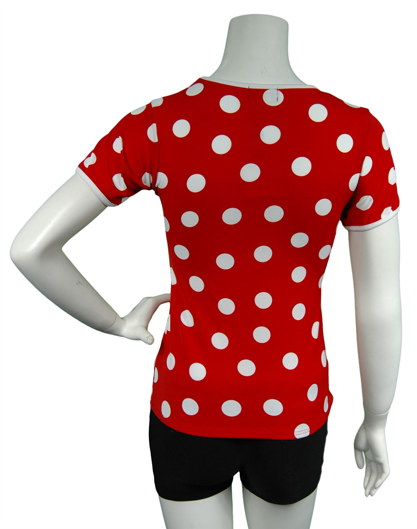 Free shipping CUSTOM Plus Size Polka Dot Empire Waist T-shirt in RED WINE 2X with only $ online and shop other cheap Plus Size Tops on sale at downloadsolutionspa5tr.gq Buy 1 Get 15% Off.