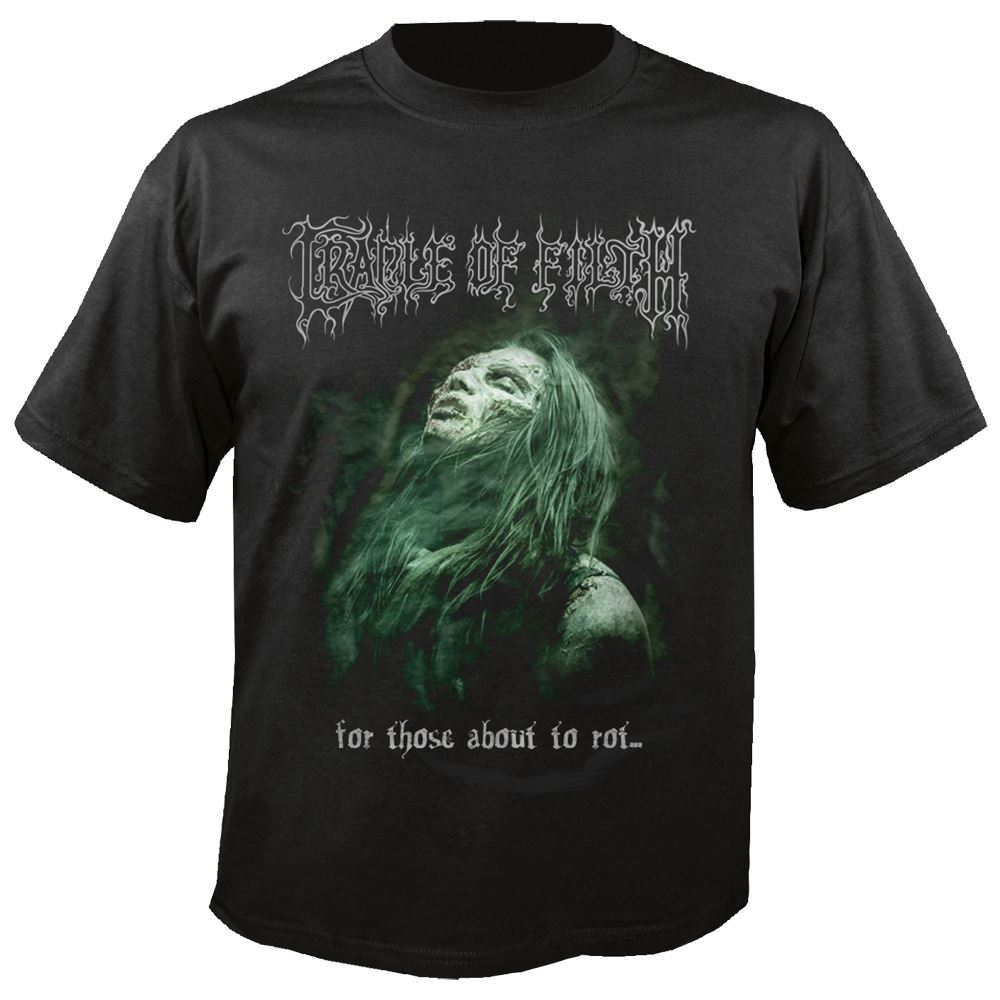 details about cradle of filth corpse t shirt new official. Black Bedroom Furniture Sets. Home Design Ideas