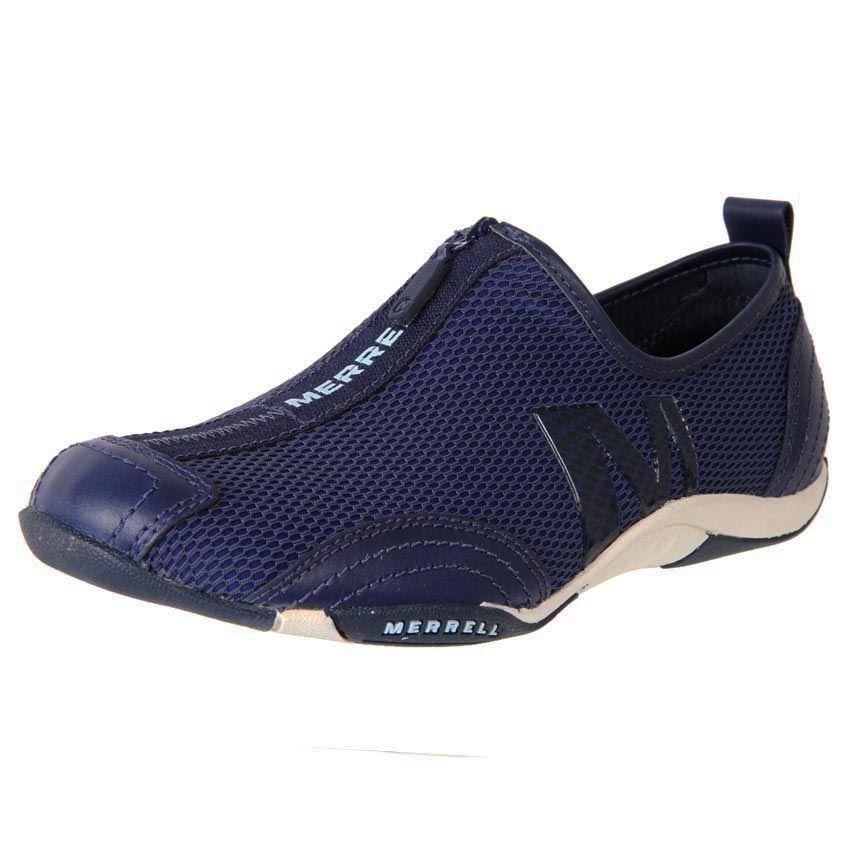 New Merrell Women's Comfort Casual Slip On Walking Shoe Barrado Cheap | eBay