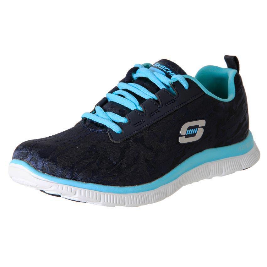 brand new genuine skechers women 39 s memory foam sneaker. Black Bedroom Furniture Sets. Home Design Ideas