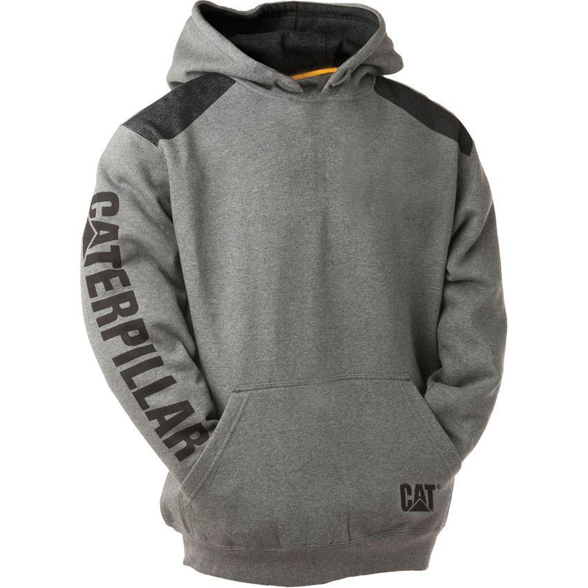 Caterpillar hoodie