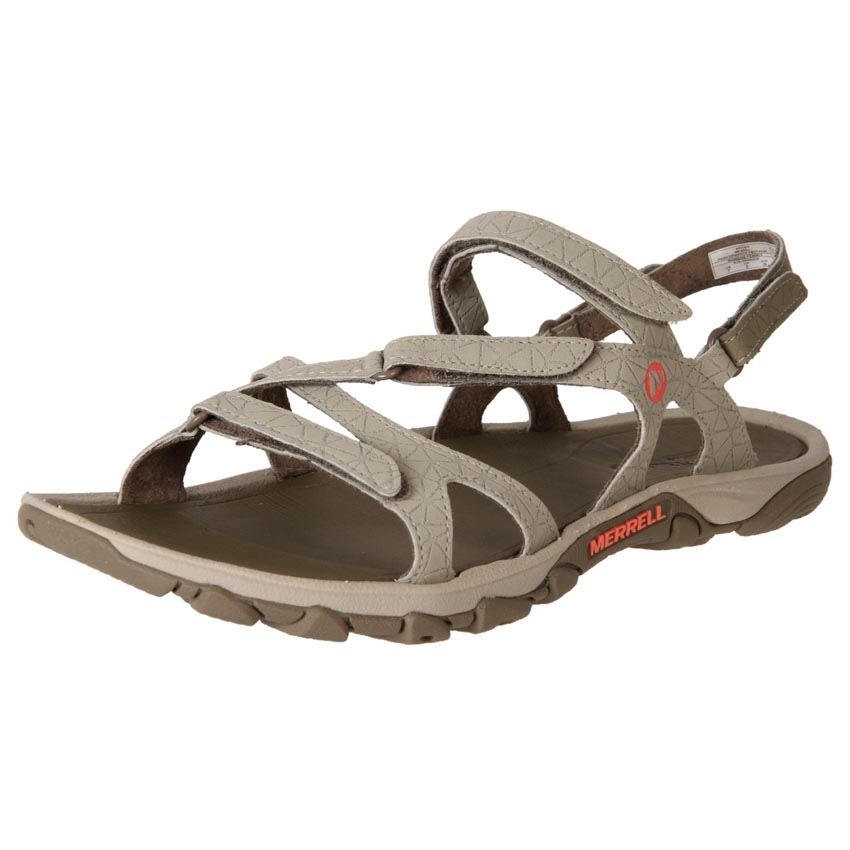 Merrell Women's Fully Adjustable Travel Walking Sandals ...