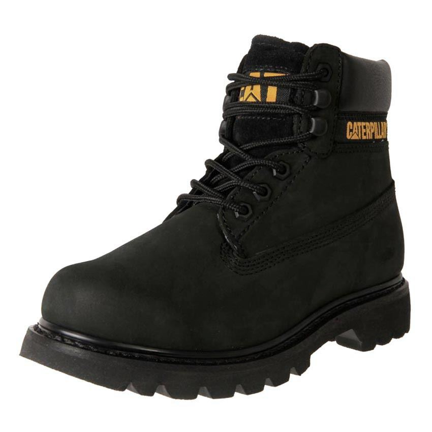 genuine caterpillar s nubuck leather casual work