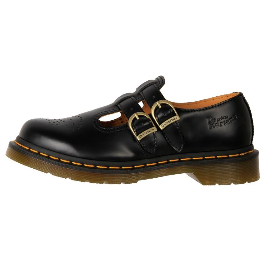 Black Mary Jane Shoes Doc Martens