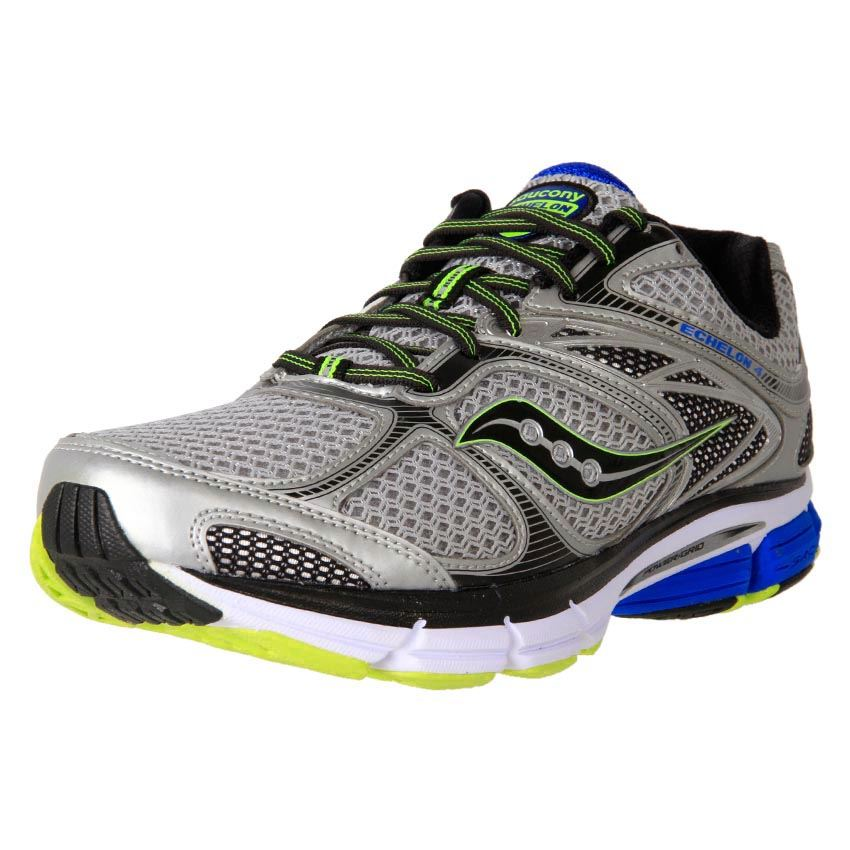 New Saucony Men's Wide Neutral Running Walking Gym Shoe
