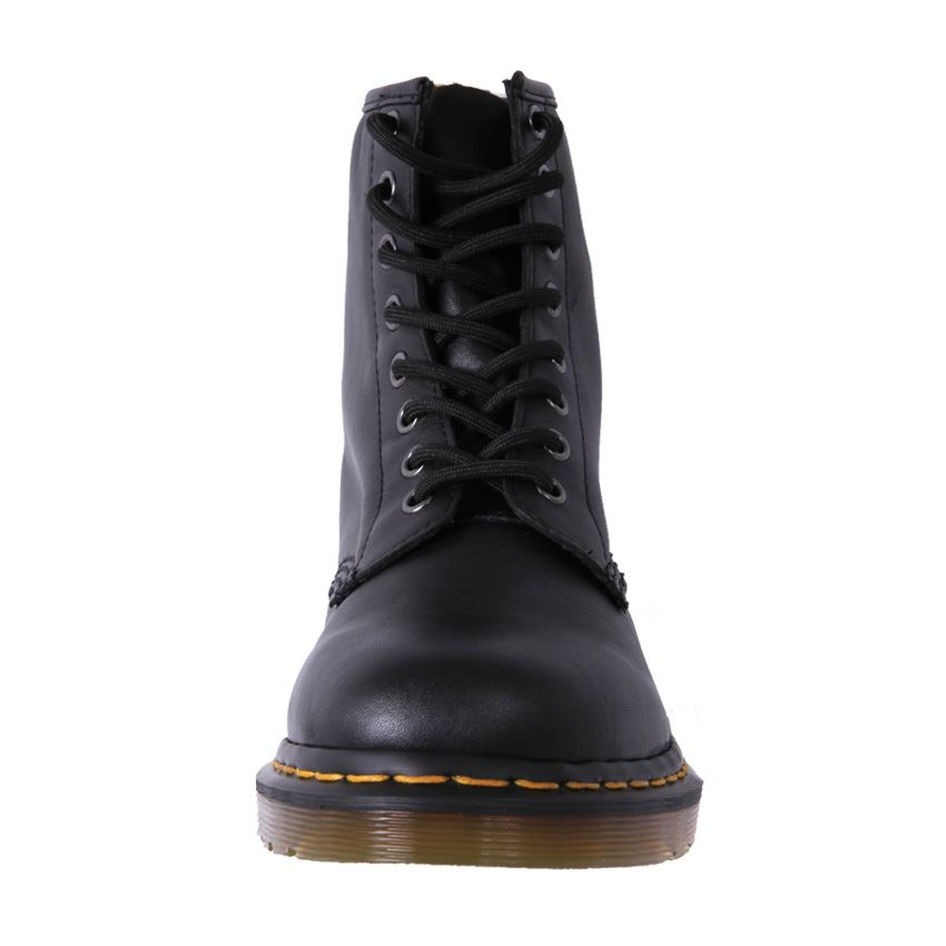 brand new dr martens 1460 boot soft leather 8ups black
