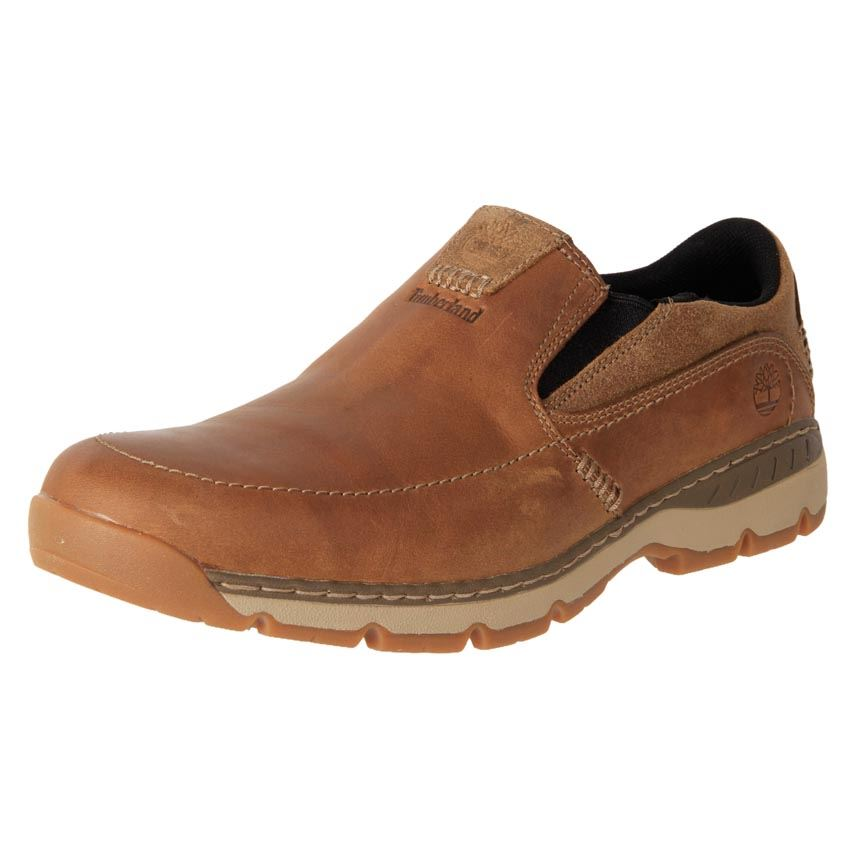 new timberland s leather comfort casual slip on work