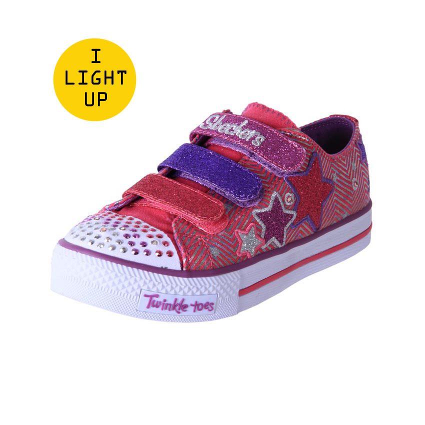 Skechers S Lights Light Up Shoes Size  Uk
