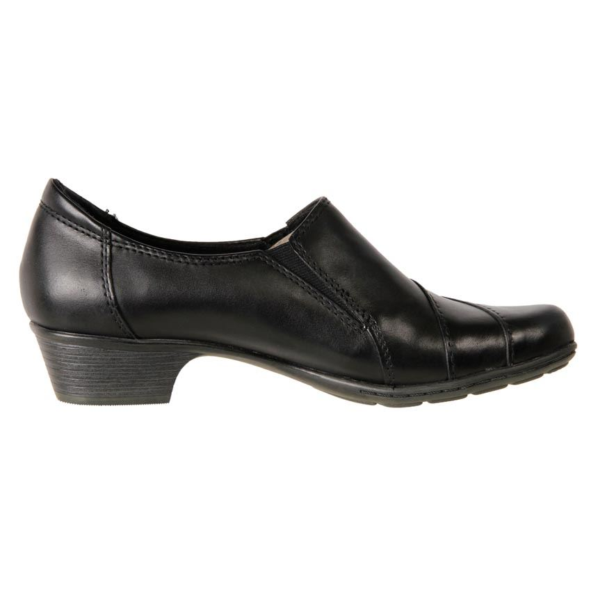 Awesome Cheap Piccadilly Womens Comfortable Low Heel Office Work Shoes 130161