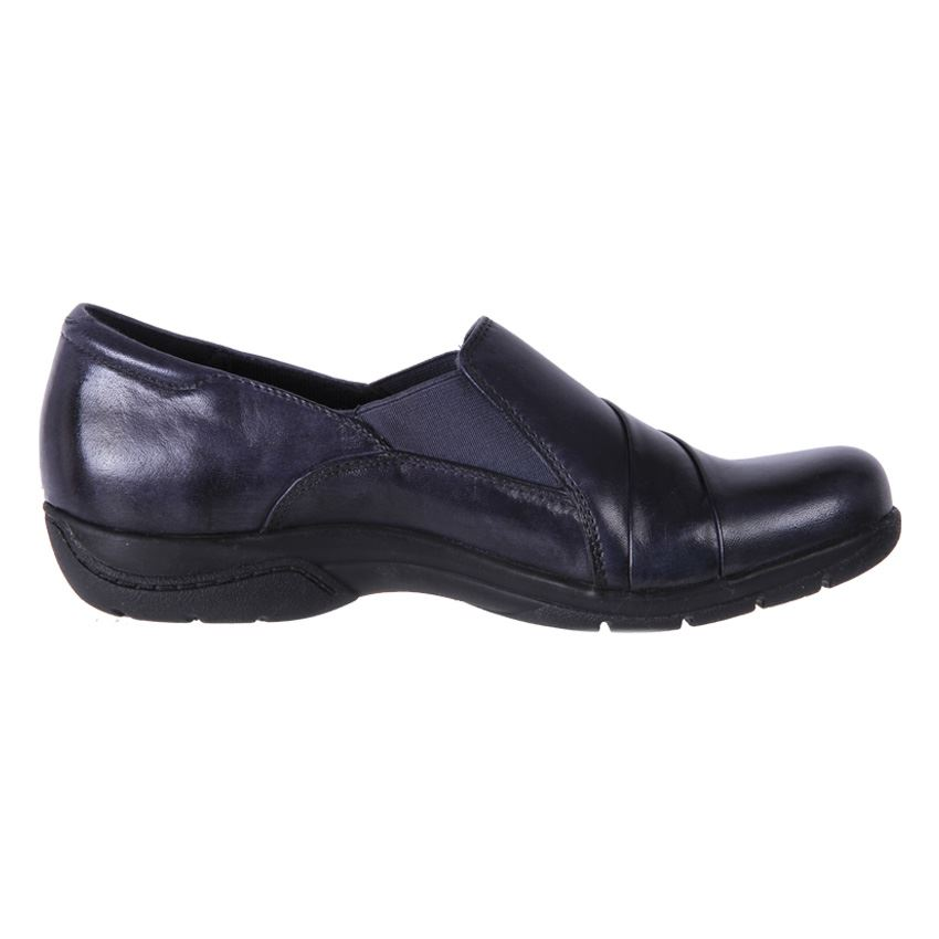planet shoes womens leather comfort slip on work shoes