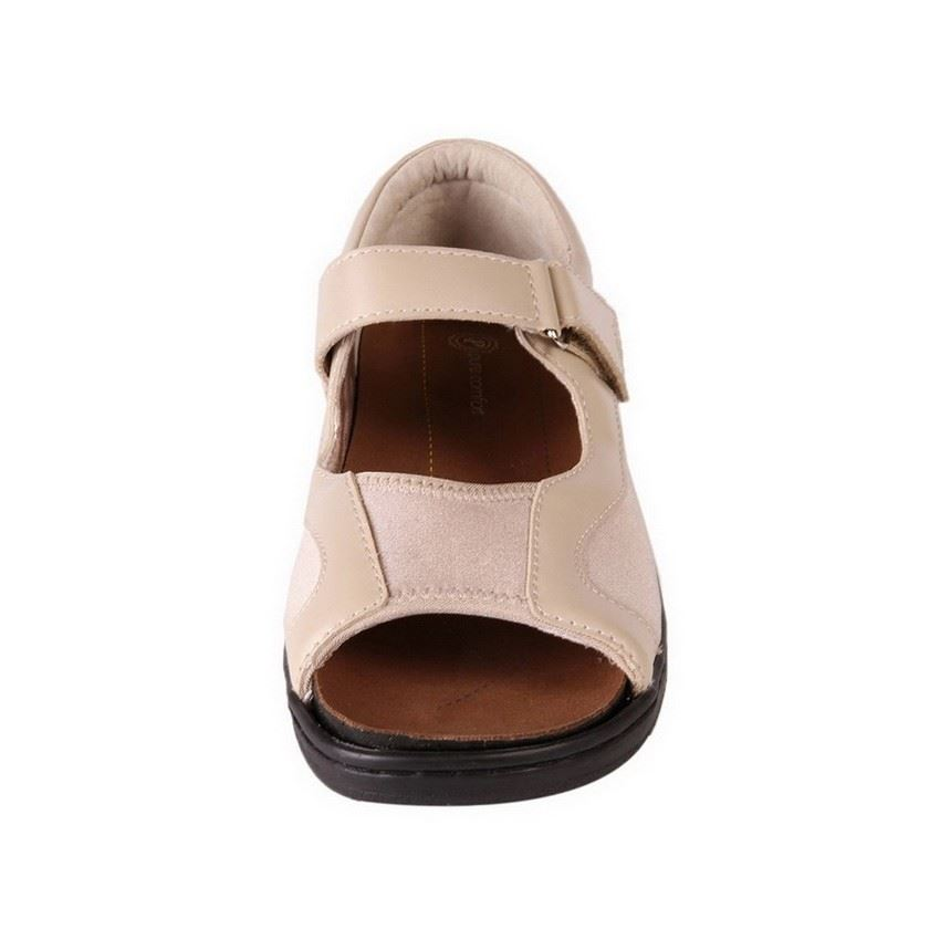 New Pure Comfort Women's Wide Comfort Sandal For Bunions ...