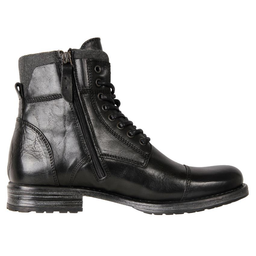 new smith s european made leather ankle boots