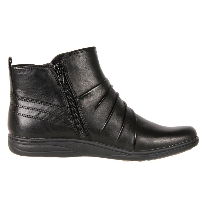 new planet shoes s leather comfort flat side zip