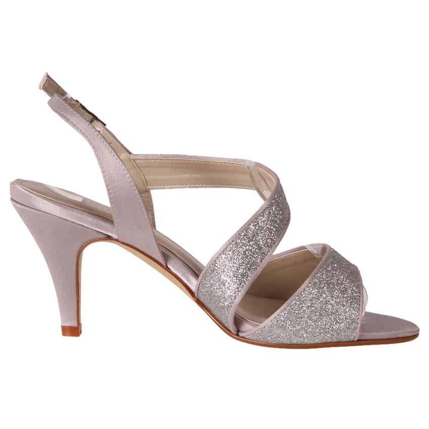 Bridal Shoes For Cheap: New Clarice Women's Wedge Dress Sandal Wedding Evening