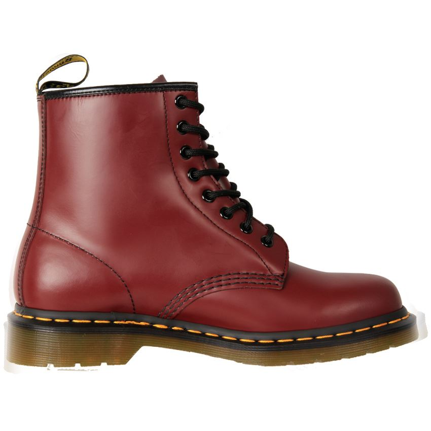 new dr martens doc women 39 s leather 8 ups ankle boot 1460 cheap ebay. Black Bedroom Furniture Sets. Home Design Ideas