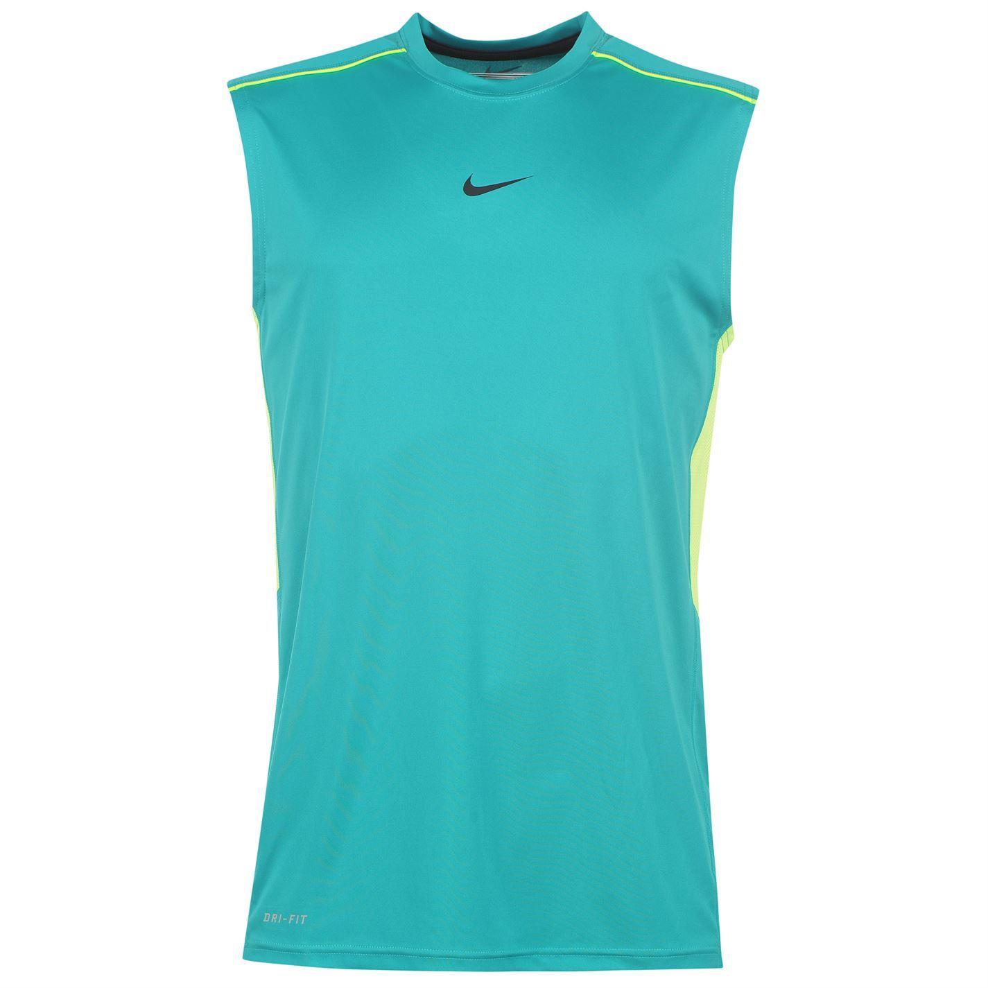 Nike legacy sleeveless t shirt mens vest singlet turbo for Singlet shirt for mens