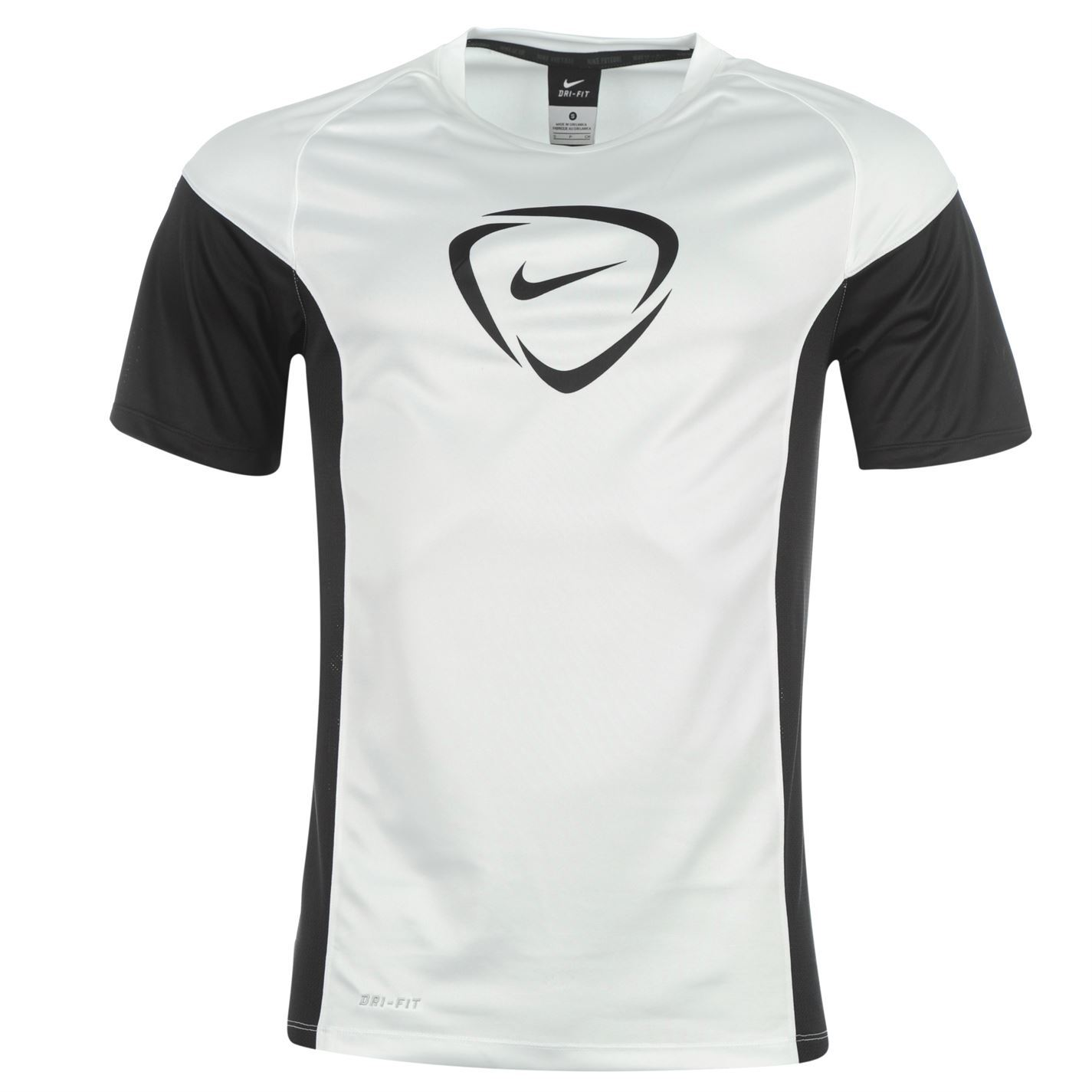 nike football training shirt