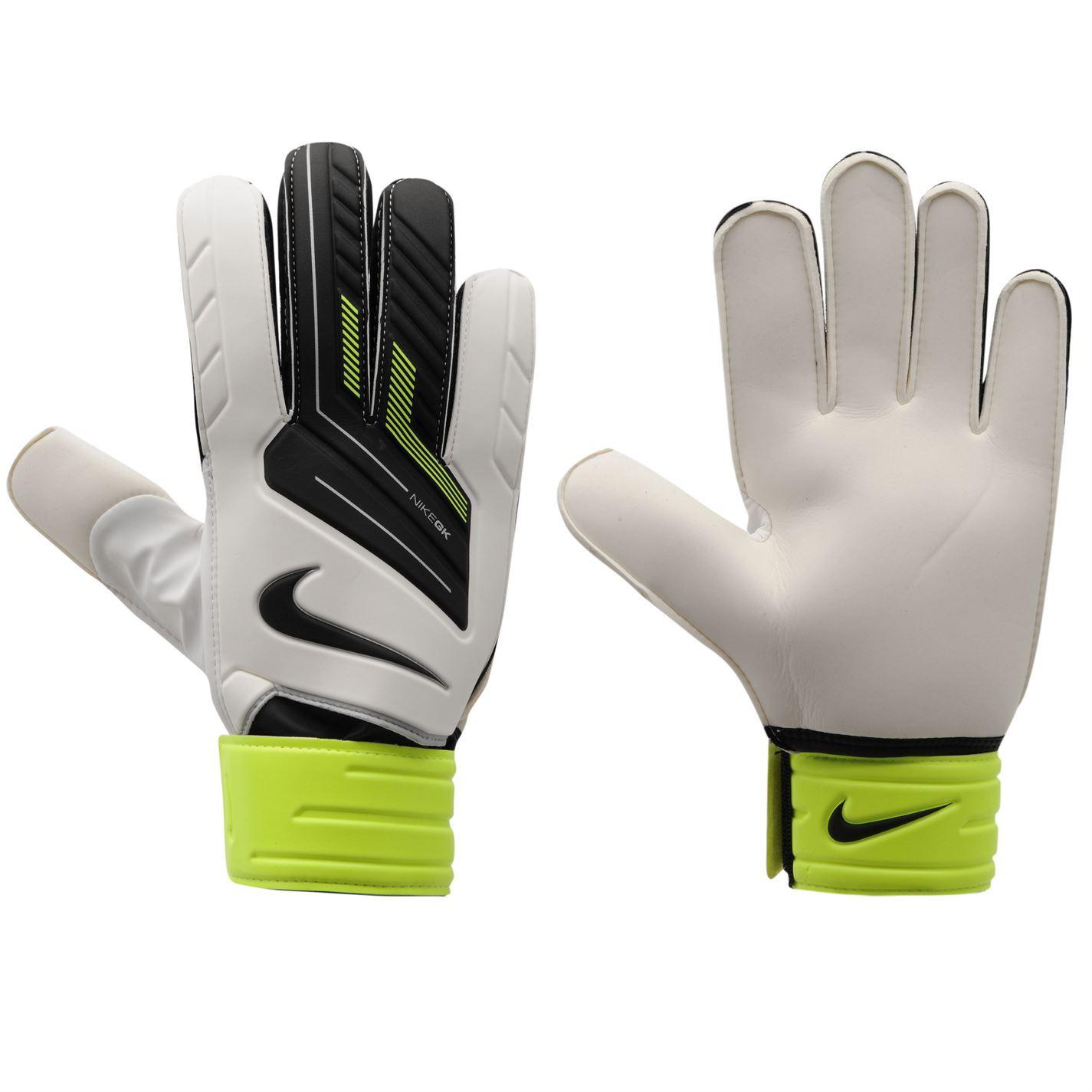 Nike Football Gloves Yellow: Nike GK Goalkeeper Classic Gloves 2013 14 Yellow Black