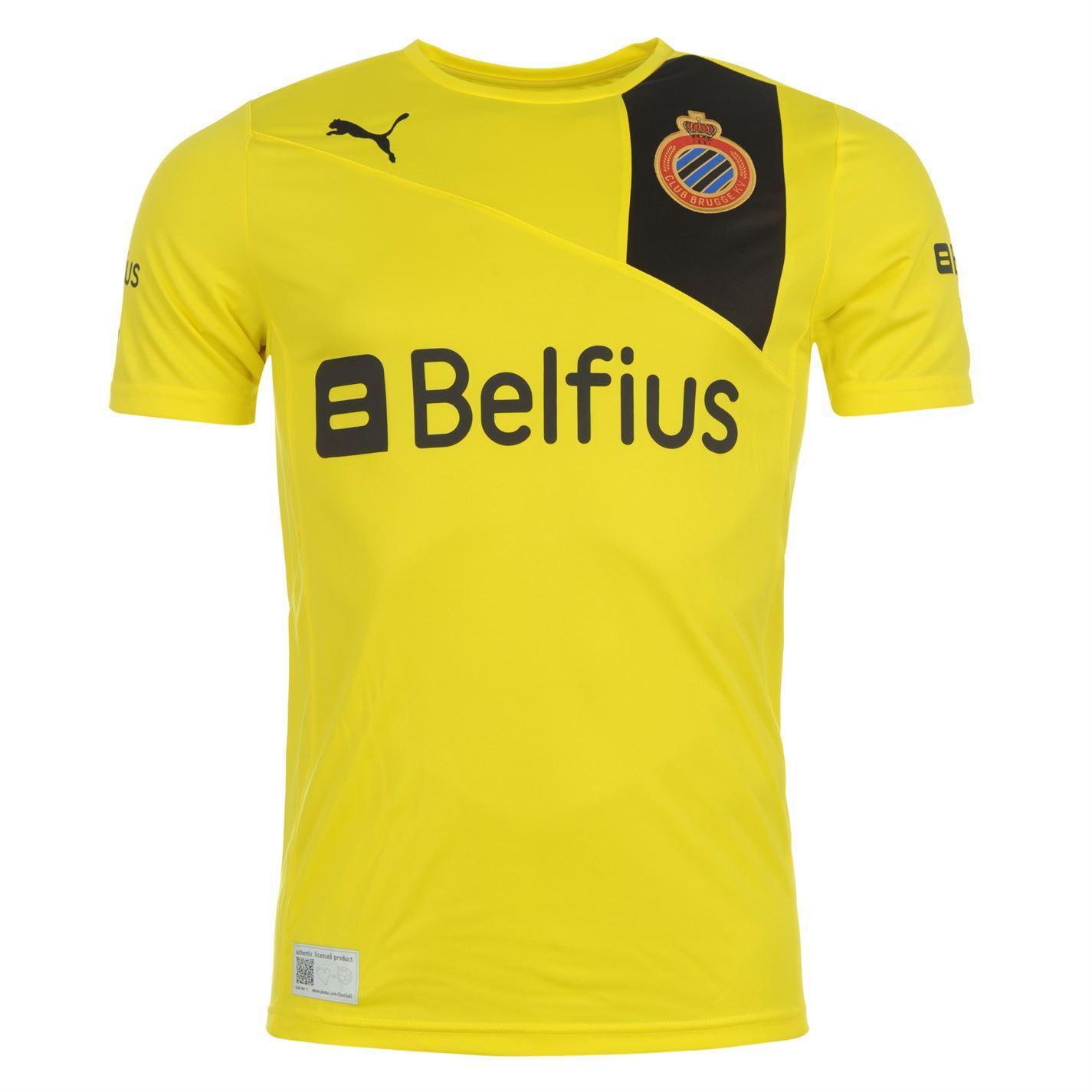 PUMA Herren Trikot Fussball Sport Teamwear Shirt Jersey XS ... |Cool Puma Soccer Shirts