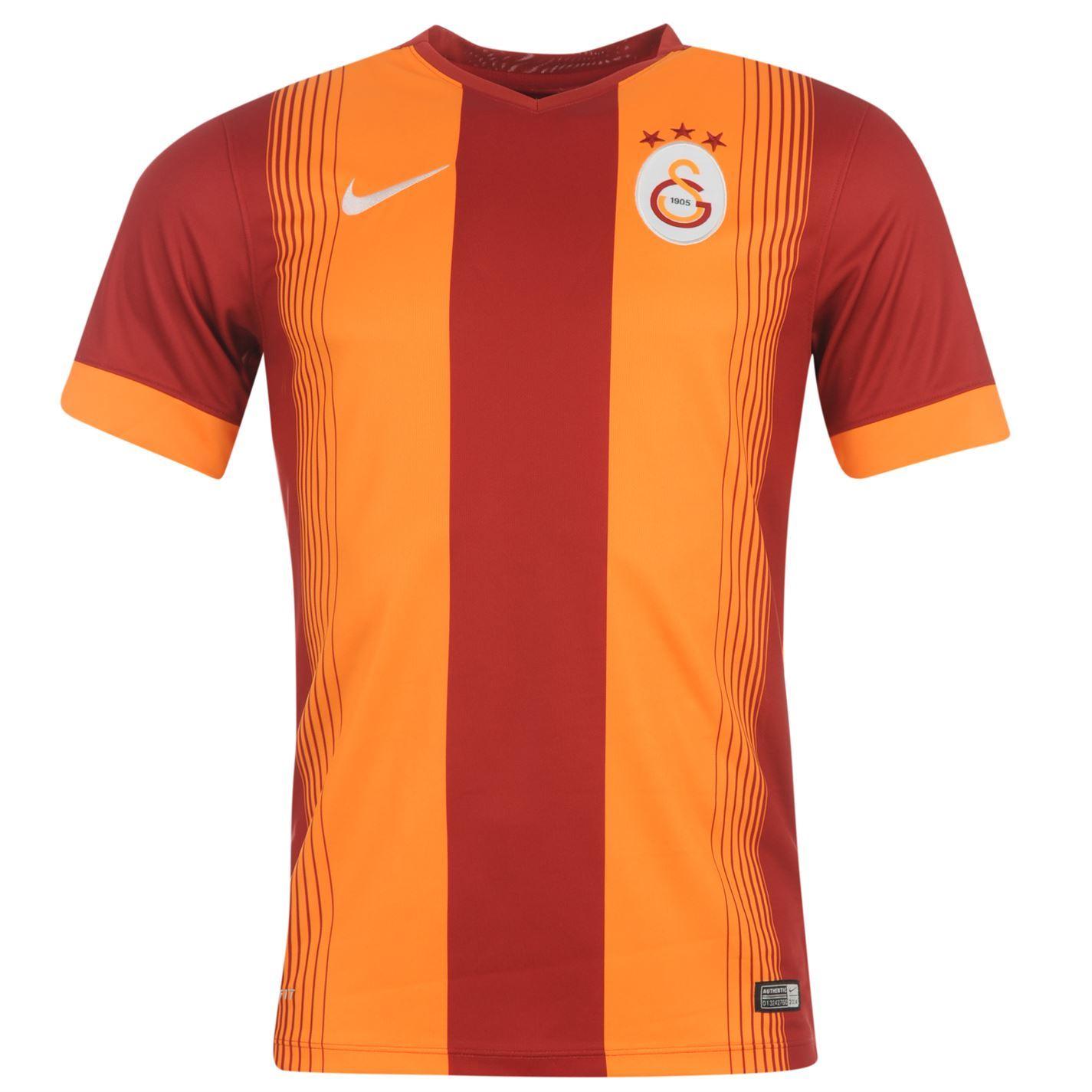 Nike Galatasaray Hogar Jersey 2014 2015 Juniors Niños Rojo/blanco de ...