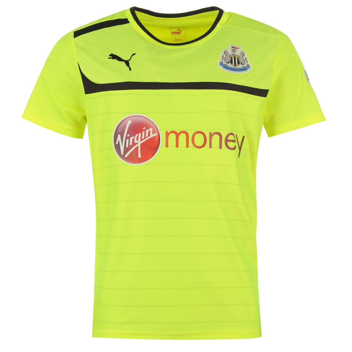 PUMA NEWCASTLE UNITED TRAINING JERSEY 2012 2013 Soccer Football NUFC EPL Mens